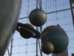 Hayden Sphere with planets