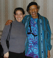 me and Charles Neville