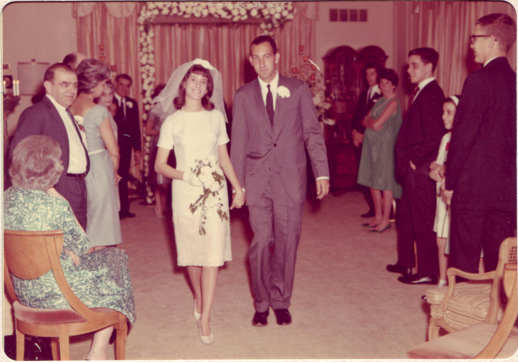 peter and carol wedding
